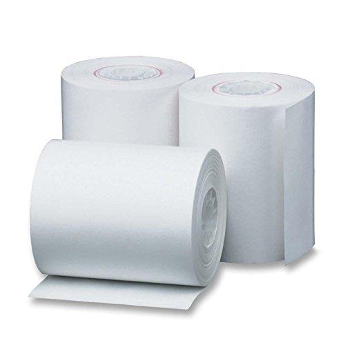 (50 Rolls) 2 1/4 x 85' First Data FD130 FD50 FD400 FD55 FD100Ti Thermal Paper (50 Rolls)