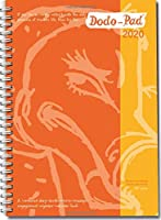 Dodo Pad A5 Diary 2020 - Calendar Year Week To