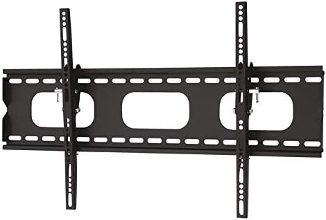 TradeMount Black TV/monitor wall bracket, tiltable 12° for LG 50