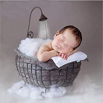 Accesorios de fotografía del recién Nacido Accesorios Tiroteo ...