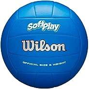 Bola de Vôlei Wilson Soft Play - Maciez & Toque Avelu