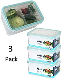 Amazoncom Stax NYC Smelly Proof Stackable Storage Container Clear