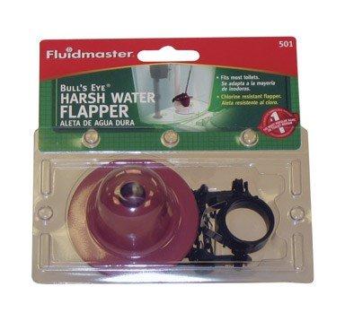 Fluidmaster 501P21 Universal Longest Lasting Flapper by Fluidmaster