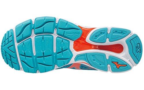 Running türkis 38 Women's Shoes Mizuno koralle RnqB40xw