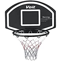 Voit T5874Cdb003Br Duvara Monte Basketbol Potası Unisex, Çok Renkli