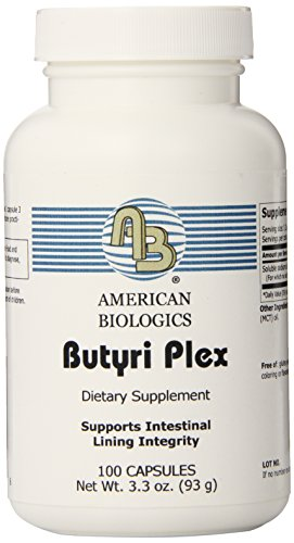 American Biologics Butyri Plex Capsules, 100 Count