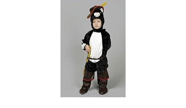 Disfraz el gato con botas: Amazon.es: Juguetes y juegos