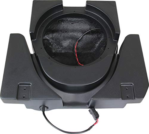SSV Works X3-USL10U Low Profile Subwoofer Enclosure for A Can-Am Or X3 Unloaded