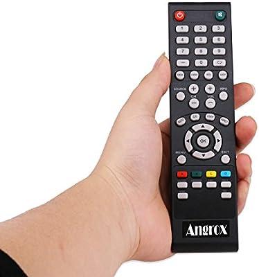 angrox Universal mando a distancia para SEIKI TV mando a distancia LED LCD HDTV 32 TV nuevo: Amazon.es: Electrónica