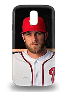 New Style 3D PC Case Cover MLB Washington Nationals Bryce Harper #34 Compatible With Galaxy S4 Protection 3D PC Case ( Custom Picture iPhone 6, iPhone 6 PLUS, iPhone 5, iPhone 5S, iPhone 5C, iPhone 4, iPhone 4S,Galaxy S6,Galaxy S5,Galaxy S4,Galaxy S3,Note 3,iPad Mini-Mini 2,iPad Air )