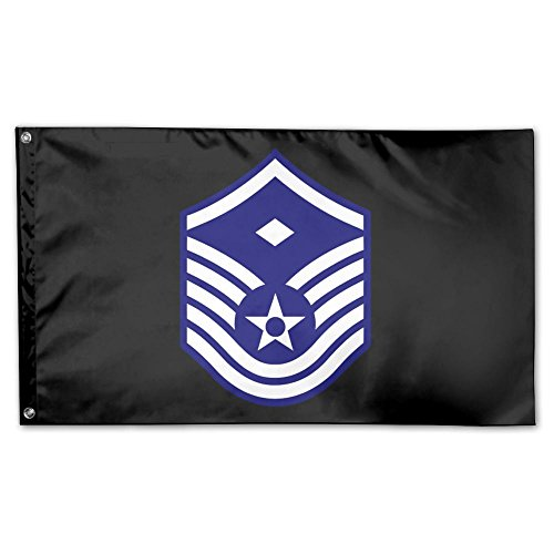 UDSNIS Air Force Master Sergeant 1st SGT Diamond Rank Garden