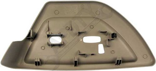 Replaces 19121425 APDTY 035672 Power Seat Switch Panel Front Left Driver-Side Outer Upper Gray Replacement For 2006-2007 Buick Rainer 2006-2009 Chevy Trailblazer or GMC Envoy