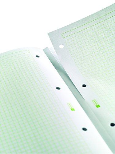 miquelrius 8 25 x 11 75 a4 graphite wirebound notebook  4