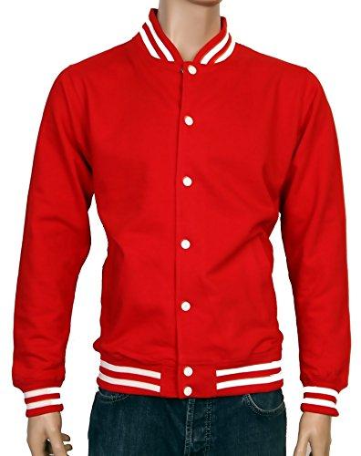 xS gris Rouge rouge s veste noir xL marine bleu m xXL bleu Rouge tailles COLLEGE l Eq846xUE