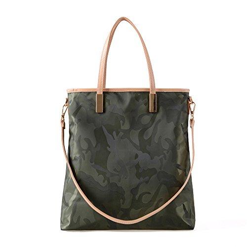 Masiva Match Todos Moda Nueva GWQGZ Bolso Simple Bag De Bolso Verde Hombro xwZ0nzq4T