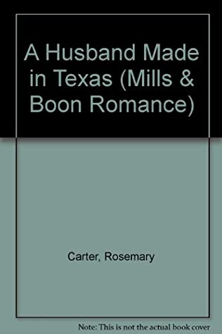 book cover of A Husband Made in Texas