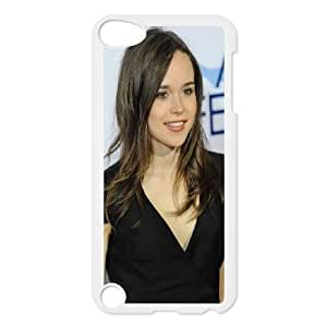 iPod Touch 5 Case White Ellen Page LSO7881511