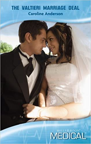 Book The Valtieri Marriage Deal (Mills and Boon Medical)