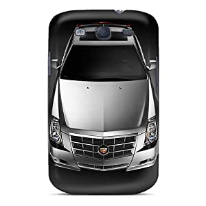 Sanp On Case Cover Protector For Galaxy S3 (cadillac Cts Coupe)