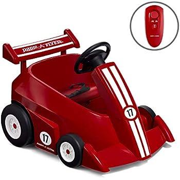 Amazon.com: Radio Flyer de poco Roadster rojo: Toys & Games