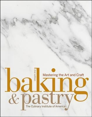 Baking & Pastry( Mastering the Art and Craft)[BAKING & PASTRY 2/E][Hardcover] pdf