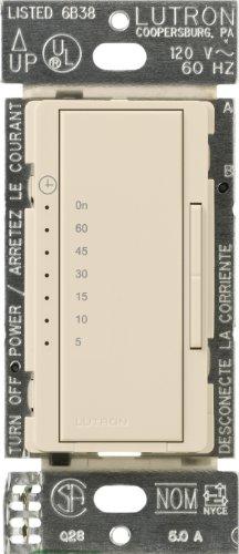 Lutron Timer Switch (Lutron MA-T51-LA Maestro Countdown Timer, Light)