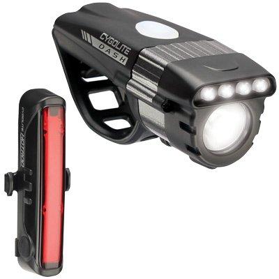 Cygolite Dash Pro 600/Hotrod 50 USB Bicycle Light Combo -