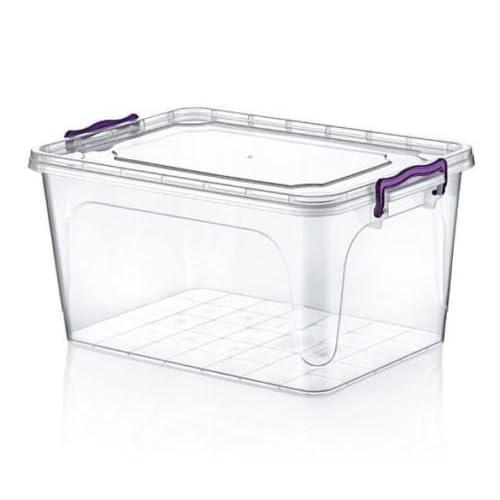 Heavy Duty Plastic Storage Boxes: Amazon.co.uk