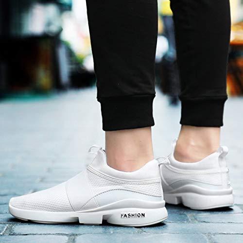 Plein Mode Ultra Course De Supérieur Antidérapant Hommes Chaussures Air En Sneakers Unique Léger Respirant Maille Casual qvB1qUw6