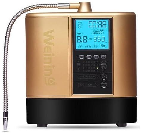 lf600e purificador de agua purificador de agua alcalina ionizador ...