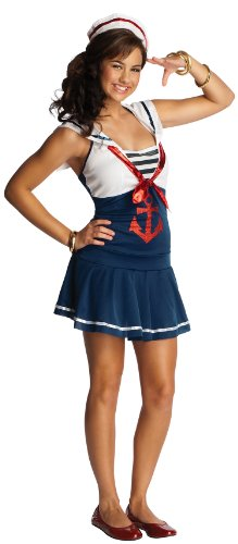 Rubie's Costume Co Sailor Tween Costume, Small, Small