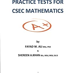 Amazon multiple choice practice tests for csec mathematics multiple choice practice tests for csec mathematics by ali fayad khan shereen fandeluxe Images