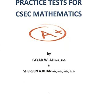 Amazon multiple choice practice tests for csec mathematics kindle price 399 fandeluxe Images