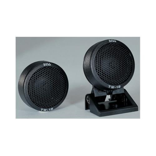 Boss *TW18* Micro dome tweeters swivel mount tw18b