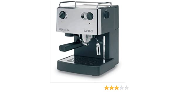 Briel ES 38 TB Versatile DUE - Máquina de café: Amazon.es: Hogar