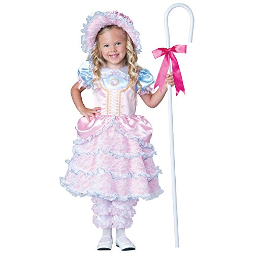 (InCharacter Costumes Women's Little Bo Peep Costume, Pink,)