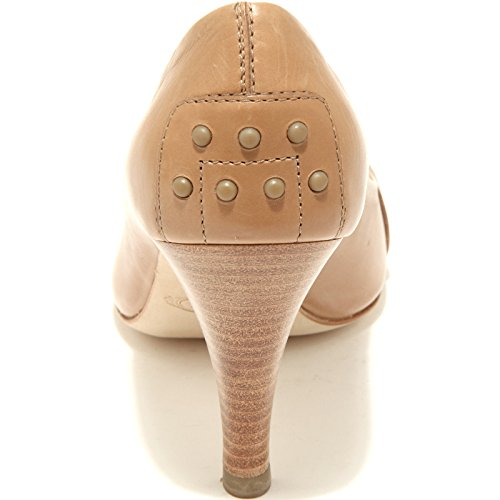 Donna Shoes Scarpe 15758 Tod's Beige spuntata Decollete Women agXxI
