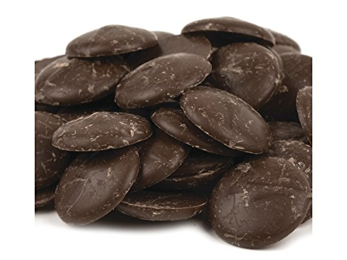 Merckens Coating Melting Wafers Chocolate Dark 10 ()