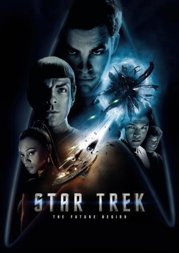 Star Trek 2009 Movie Poster 24in X36in