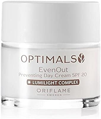 oriflame OPTIMALS Even Out Day Cream SPF 20, 50g