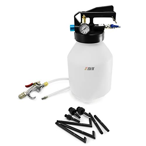 EWK 6L Pneumatic ATF Refill System Automatic Transmission Fluid Pump Oil Extractor Dispenser -