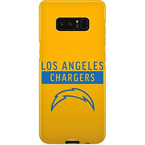 Image Unavailable. Image not available for. Color  Skinit NFL Los Angeles  Chargers Galaxy Note 8 Lite Case ... fee50b061