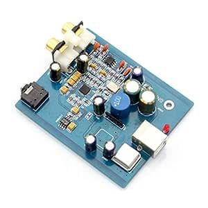 Yogasada Sa9023 + Es9018K2M USB Dac 24Bit 96K USB Input RCA ...