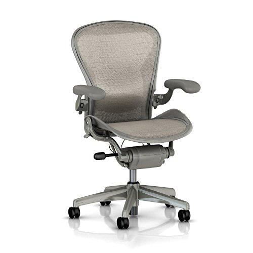 Herman Miller Aeron Task Chair: Highly Adjustable w/Lumbar S