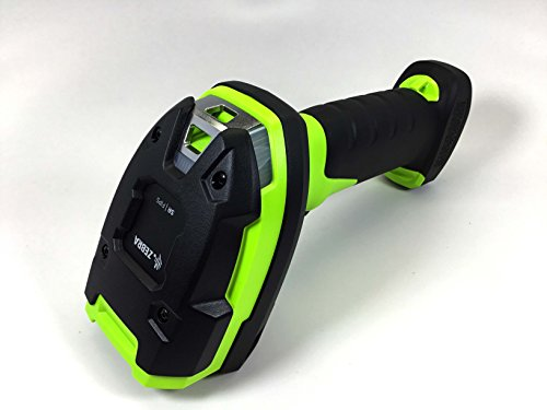 Zebra DS3678-SR Ultra-Rugged Cordless 2D/1D Barcode Scanner/Linear Imager Kit, Bluetooth, FIPS, Vibration Motor, Includes Cradle, Power Supply and Heavy-Duty Shielded 7 ft USB Cable (CBA-U42-S07PAR) by Zebra Technologies (Image #4)