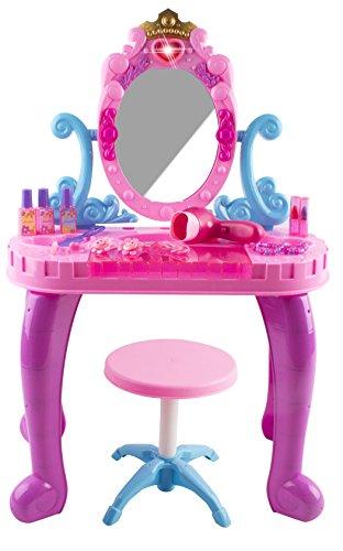Top 20 Best Girls Princess Inspired Vanity Set Reviews