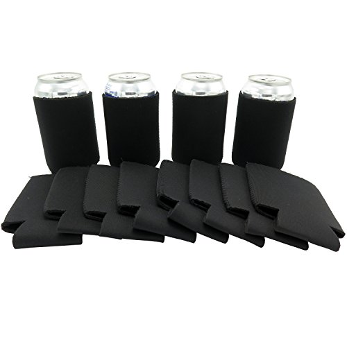Beer Can Sleeves Collapsible Neoprene