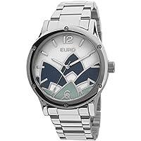 Relógio Feminino Euro Analógico Eu2035Ycy/3K Prata
