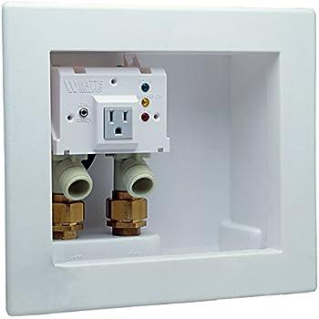 1/2 inch A2C-WB-M1 Watts automatic washing machine water shut-off safety valve