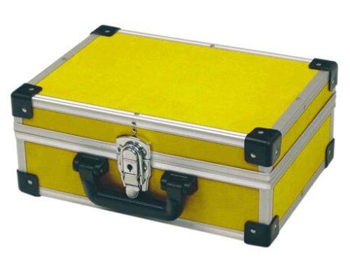 7 opinioni per Ironside- Cassetta degli attrezzi in alluminio, colore: Giallo